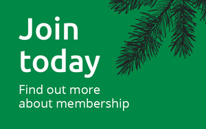 Membership invitation - click to find out more about membership