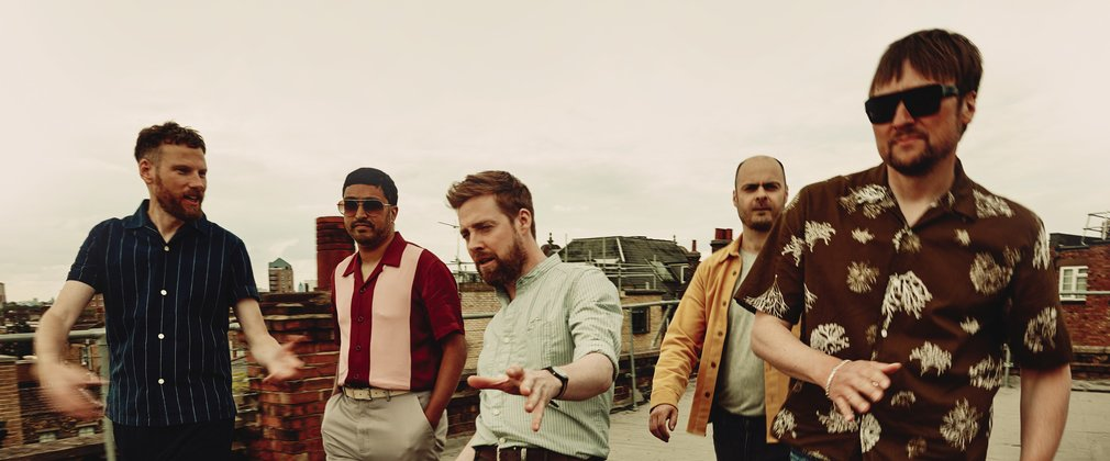 Image of the Kaiser Chiefs