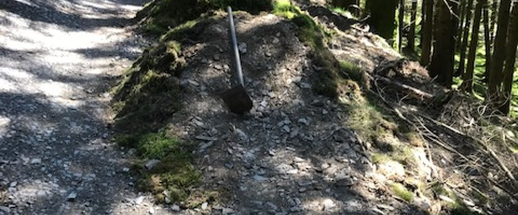 Trail modifications