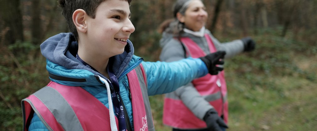 Parkrun Volunteers Sherwood Pines