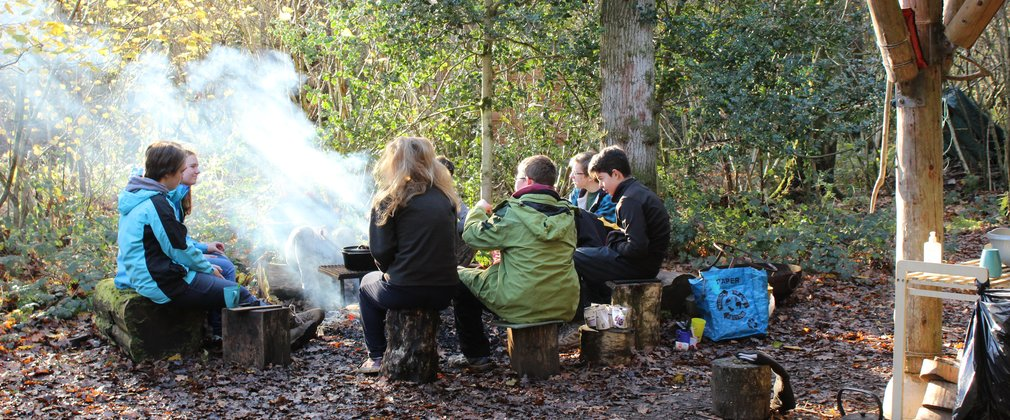 Wild Westonbirt Community Youth Group