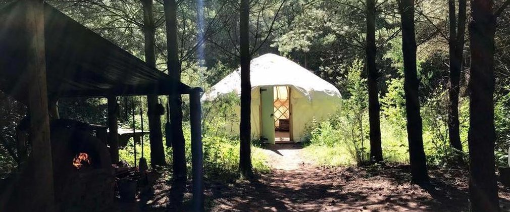 Sherwood Bushcraft Yurt