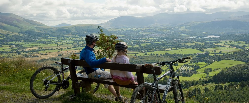 Whinlatter cycling