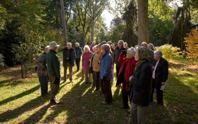 Westonbirt Guided Walk