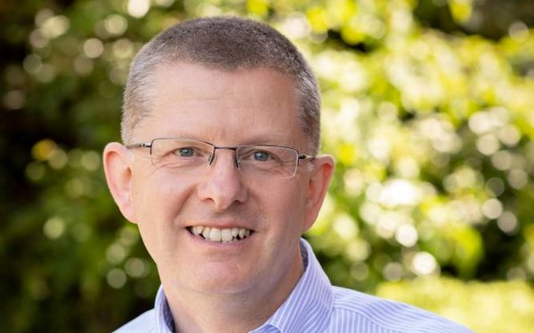 Photo of Mike Seddon chief executive from August 2019