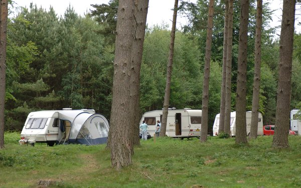 Tackeroo camping