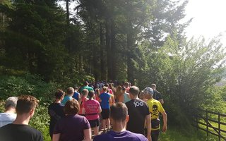 Whinlatter park run start