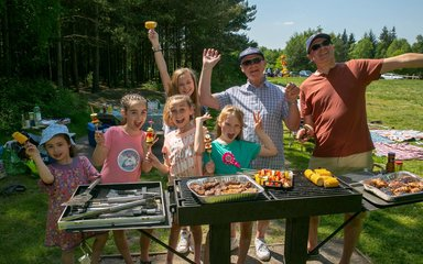 BBQ Alice Holt Family