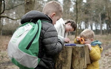 Forest Activity Bag Sherwood Pines