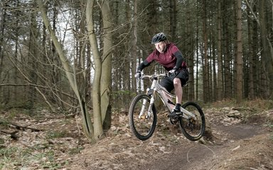 Sherwood Pines Kitchener Red Route Downhill
