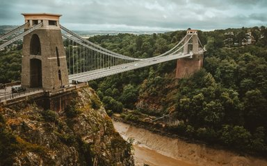 Bristol Suspension Bridge - Avon Gorge