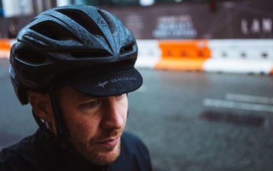 SealSkinz waterproof cycle cap