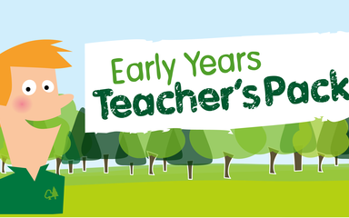 Early years teacher's pack